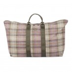 Foldable tweed bag - Heather Tweed - Medium - Nellie