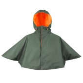 Reversible Waterproof Shoulder Cape Two Layers - Drop