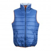 thermal gilet blue john field