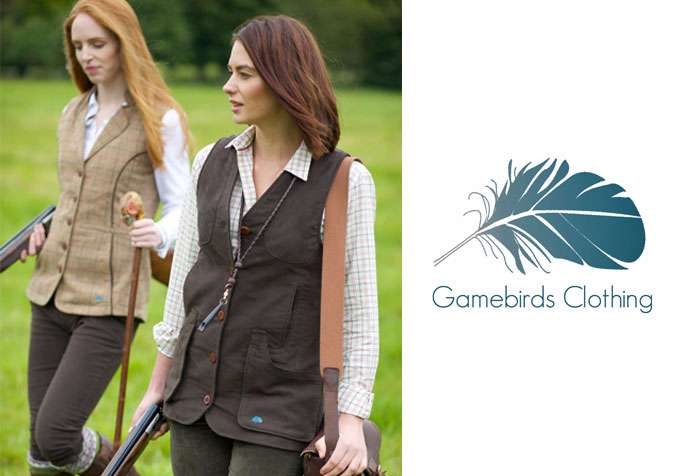 Gamebirds Clothing Advert