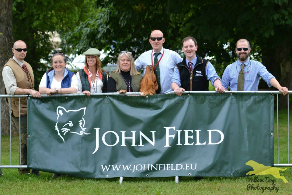 John field scottisch game fair