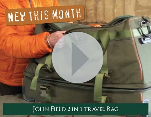 John Field travel bag