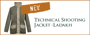 technical shooting jacket ladakh john field