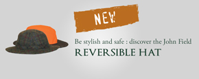 reversible hat john field